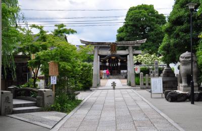 単身赴任で京都つまみ食い 3 晴明神社編
