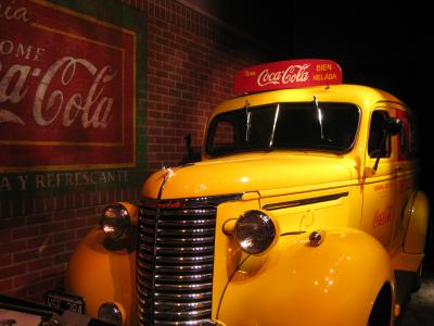 World of Coka Cola~Martin Luther King Jr.National Historic Site