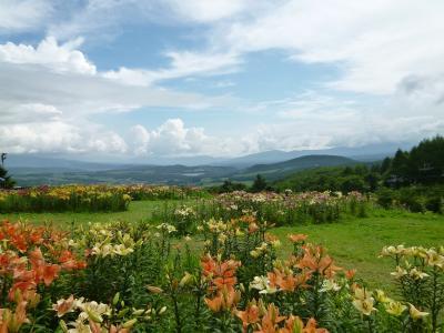 優雅な避暑♪ 上信越国立公園でリゾートライフ!Vol9 ☆嬬恋村の名所「鹿沢ゆり園」♪