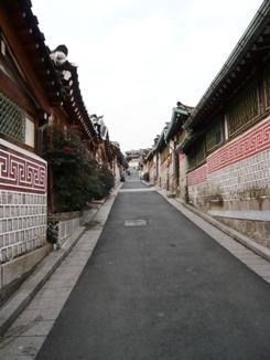 韓国で忘年会
