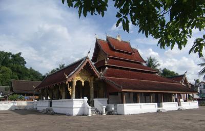 カンボジアとラオスの旅(ワット・マイ)