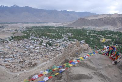 インドチベット・ラダック旅(5)【世界一高い峠!カルドゥン・ラ】