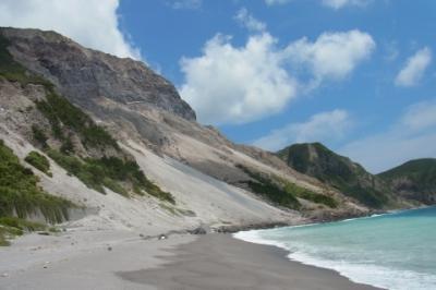 神々の集いし島 の山旅