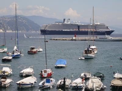 HALノールダムで西地中海クルーズ7泊8日(2011年夏)②ポルトフィーノ