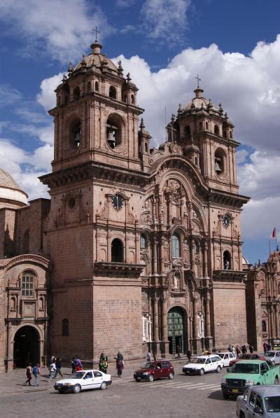 ペルー、ボリビア初の南米女一人旅②~クスコ・やっぱり高山病か…(涙)~