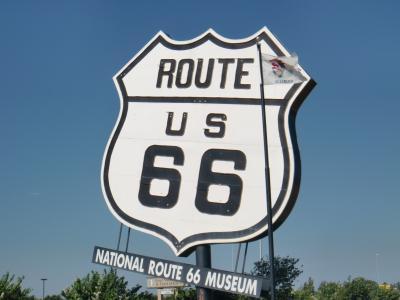 ♪♪11年07月27日(水)エルクシティー・National Route 66 Museum訪問の記録。