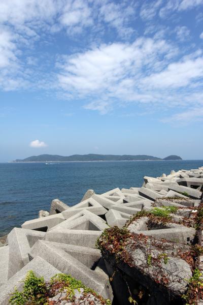 和歌山・加太~ブルーの海が広がる港町を歩く~