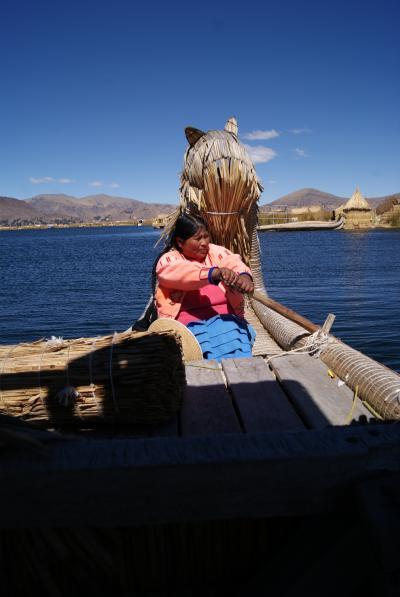 ペルー、ボリビア初の南米女一人旅⑥~プーノ ~チチカカ湖~~