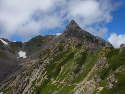 北アルプスのランドマーク―槍ヶ岳への山旅だ!!!