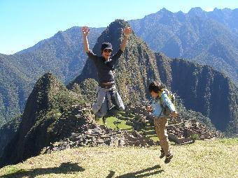 子連れで南米(ナスカの地上絵・マチュピチュ・イグアスの滝)9日間