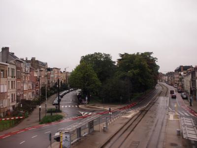 《8月のパリ・超短期 3泊の旅》 ③ ブリュッセル乗り継ぎ ブリュージュへ
