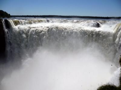 初 南米!日本の裏側へ上陸!【8】 ~ アルゼンチン側 イグアスの滝 篇