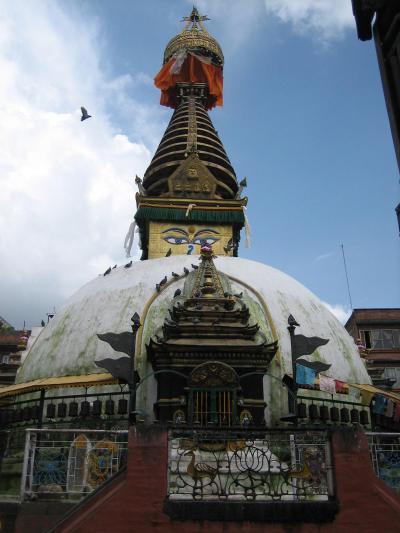 ネパール03/タメル→Koteshwor