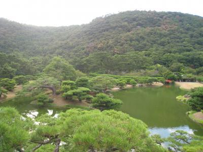2010年9月 山陰&四国旅行 Part6(栗林公園)