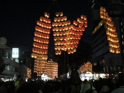 秋田帰省 ~竿燈・男鹿・花火に癒される~
