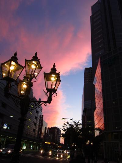佐渡島旅行その1 新潟市