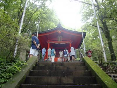 箱根の温泉&箱根九頭竜神社!