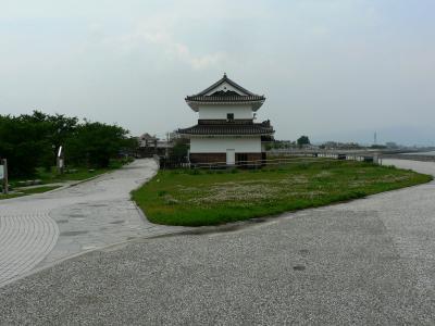 日本の旅 伊勢湾周辺を歩く 三重県桑名市の九華公園(きゅうかこうえん)周辺