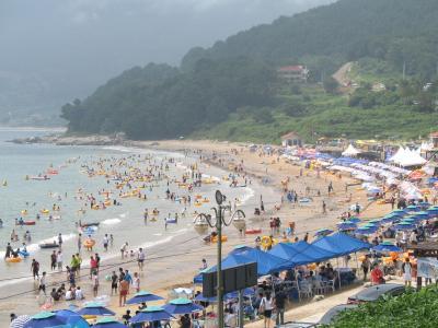 2011年8月 巨済島+釜山の旅 (2日目)