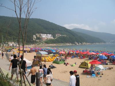 2011年8月 巨済島+釜山の旅 (3日目)