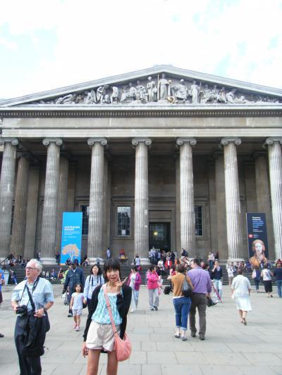 ロンドン二日目♪♪大英博物館(●^o^●)