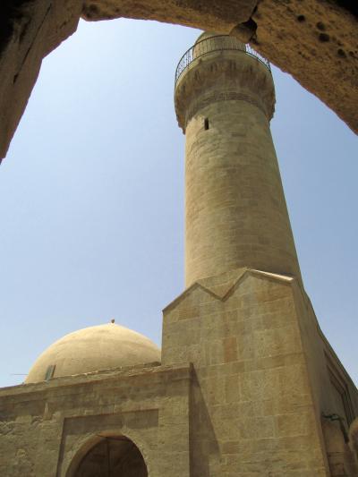 2011年コーカサス3カ国旅行第2日目(2)バクー:午後の旧市街散策~時が止まったようなシルヴァン・シャー宮殿