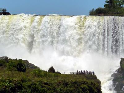 初 南米!日本の裏側へ上陸!【9】 ~ アルゼンチン側 イグアスの滝 篇