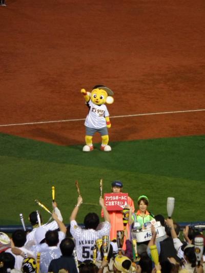 六甲おろしを三番まで歌いたい! Bon'虎会(bon-kura's猛虎会)公認 阪神タイガース観戦記2011