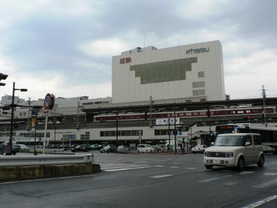日本の旅 伊勢湾周辺を歩く 三重県四日市駅周辺