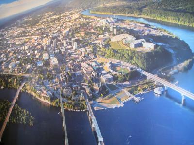 全米で最も住みやすい町チャタヌーガ