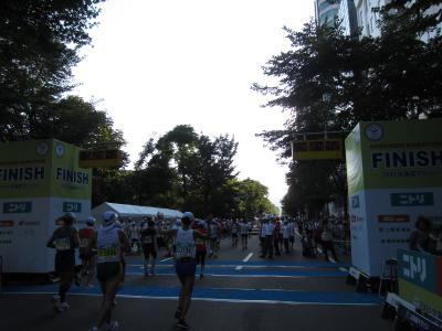 北海道マラソン2011