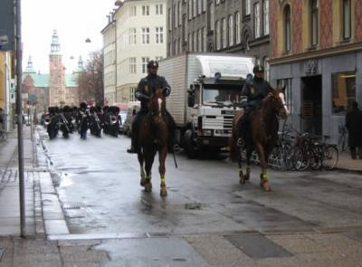デンマーク コペンハーゲン