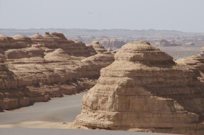 20110619-0620  敦煌  雅丹地質公園とか