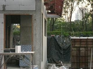 ベンチャシリ公園 トイレ新設つづき