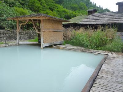 私の温泉宿100選~乳頭温泉・鶴の湯(秋田県)