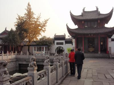中国出張(4日目、武漢)