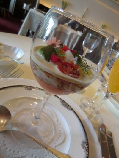 フレンチ・レストラン「ラマージュ」で楽しむ、ジャパン・レストラン・ウィーク2011 SUMMER  PREMIUMと青山散策♪