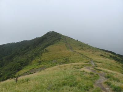 武奈ヶ岳登頂