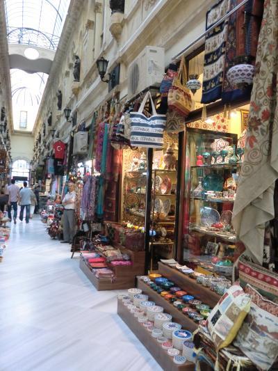ラマダン明けでも楽しむぞ!イスタンブル3日目、トプカプ宮殿+新市街でお買い物♪