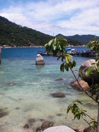 GREAT ESCAPE ナンユアン島&タオ島 /2011Aug