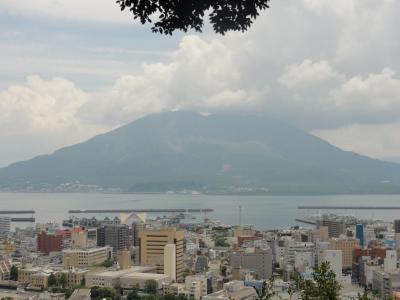 2011-02夏 家族旅行3 熊本~鹿児島旅行 阿蘇~熊本