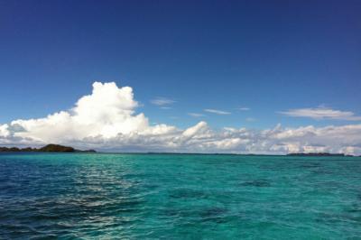 太平洋に浮かぶ自然豊かな島・パラオの旅 0・・旅いつまでも・・