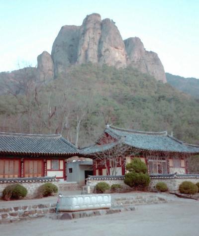 慶尚の旅 ② 周王山国立公園