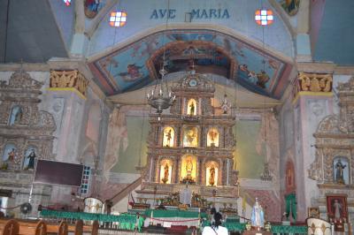 ボホール島ドライブ&バクラヨン教会 フィリピン旅行記5