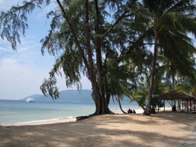 マレーシア&ティオマン島