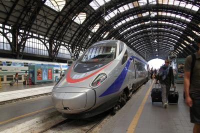 子連れ旅行 イタリア 水の都ヴェネツィアへ ミラノをスルーして出発っ!