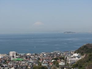 神奈川県沿岸バイクツーリング&ハイク・2009年4月3日(金)【晴】