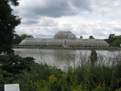 ロンドン再訪の5 キュー植物園
