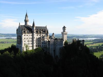 ヨーロッパの旅①(出発~ドイツ(ミュンヘン))
