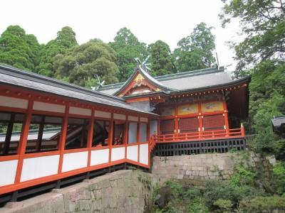 南九州温泉ツアー day1 宮崎~霧島~えびの高原~青島~宮崎